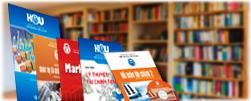 Đăng ký mua giáo trình, mua giáo trình tại Viện Đại học Mở