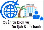 Học đại học E-learning, đại học trực tuyến ngành Quản trị du lịch khách sạn