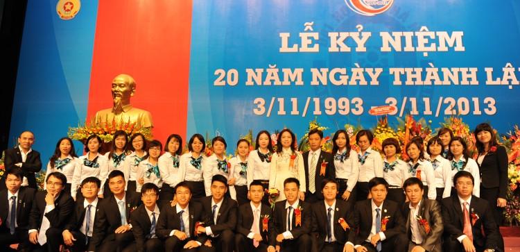 Viện Đại học Mở Hà Nội - 20 năm kinh nghiệm đào tạo từ xa