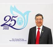 Thư ngỏ của Viện trưởng Viện Đại học Mở Hà Nội nhân Lễ đón nhận Huân chương Lao động hạng Nhì và Tổng kết 25 năm xây dựng và phát triển