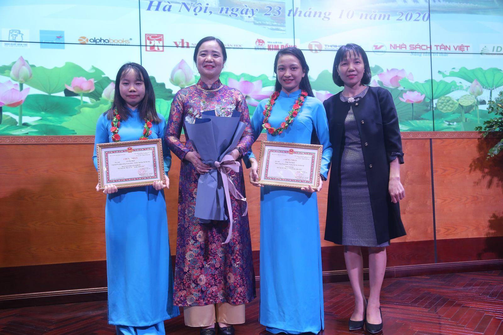 Trường Đại học Mở Hà Nội tổ chức cuộc thi Đại sứ văn hóa đọc HOU 2021